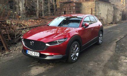 Crossover vagy műalkotás? – Mazda CX-30 2.0 teszt