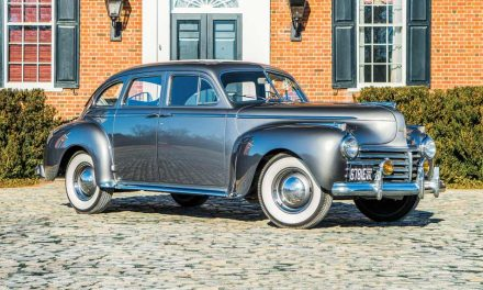 Big Nose – Chrysler Windsor 1940