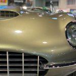 Jaguar E-Type – Foose féle fémplasztika