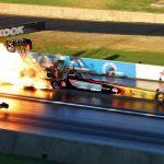 Top Fuel dragster – Verseny vagy mámor?