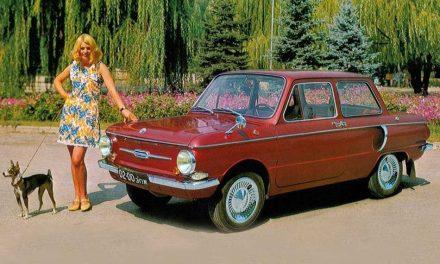 A Zaporozsec autó – Hangja, mit nem lehet feledni