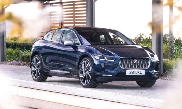 Kiderült a frissített elektromos Jaguar ára