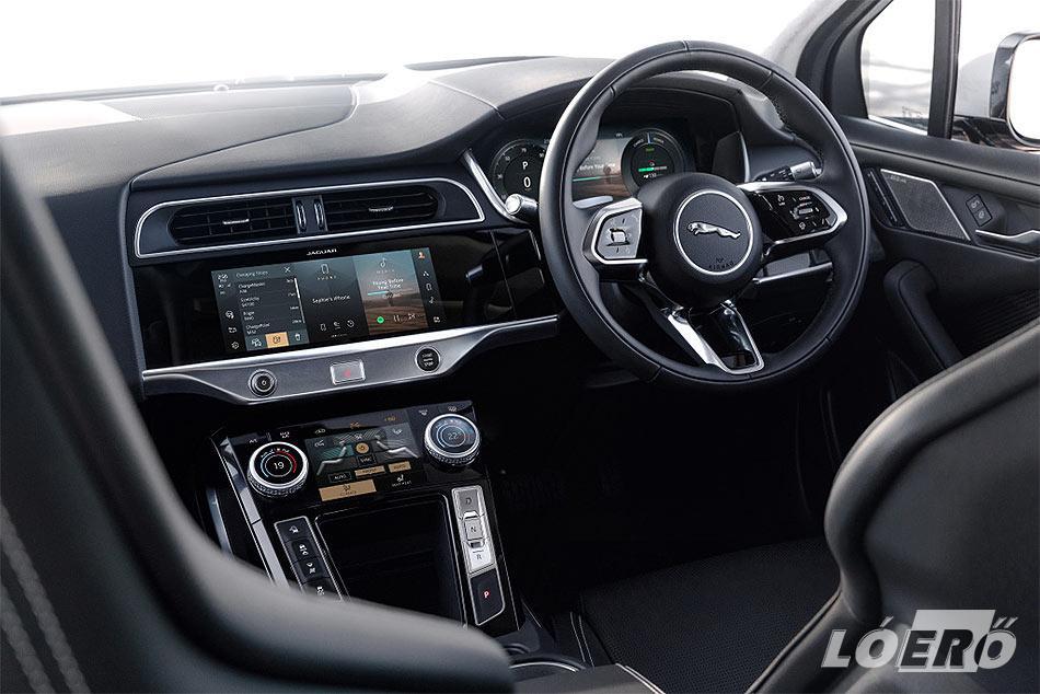 Az elektromos Jaguar továbbra is hozza majd a tőle megszokott prémium minőséget.