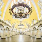 A moszkvai metró – Képek a múltból