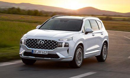 Érkezik az új Hyundai Santa Fe