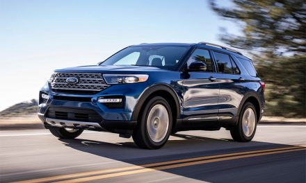 Hétüléses terepes – Ford Explorer plug-in hybrid