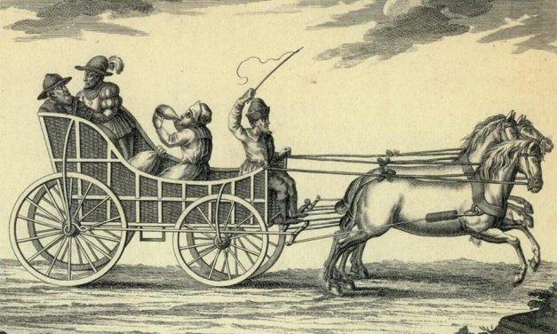 A kocsi születése, avagy az autó előélete?