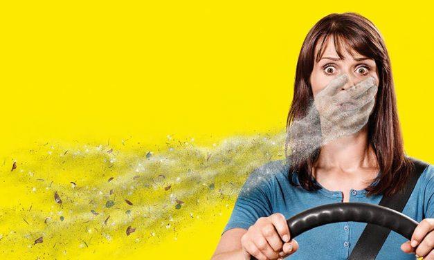 Most megtudod, miért vedd a Mann-Filter Frecious Plus pollenszűrőjét