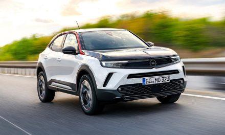 Naná, hogy új Opel Mokka!