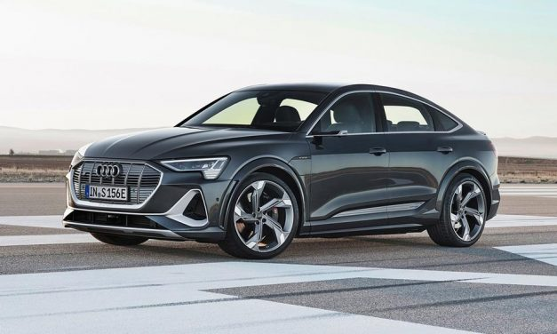 Érkezik az új Audi e-tron S Sportback