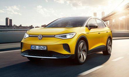 Ilyen lesz a Volkswagen ID.4