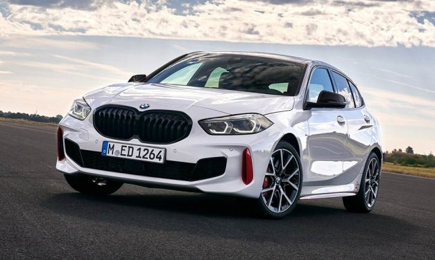 Sportosra szabva – Jön a BMW 128ti