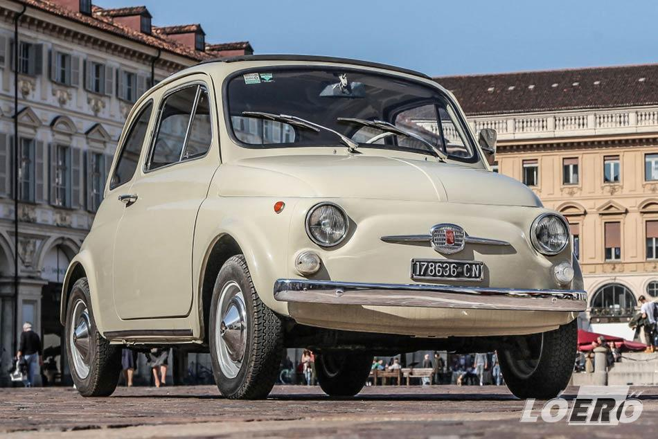 Amit nem lehet leutánozni. A Fiat Nouva 500 egy életérzést képviselt, és talán képvisel a mai napig is.