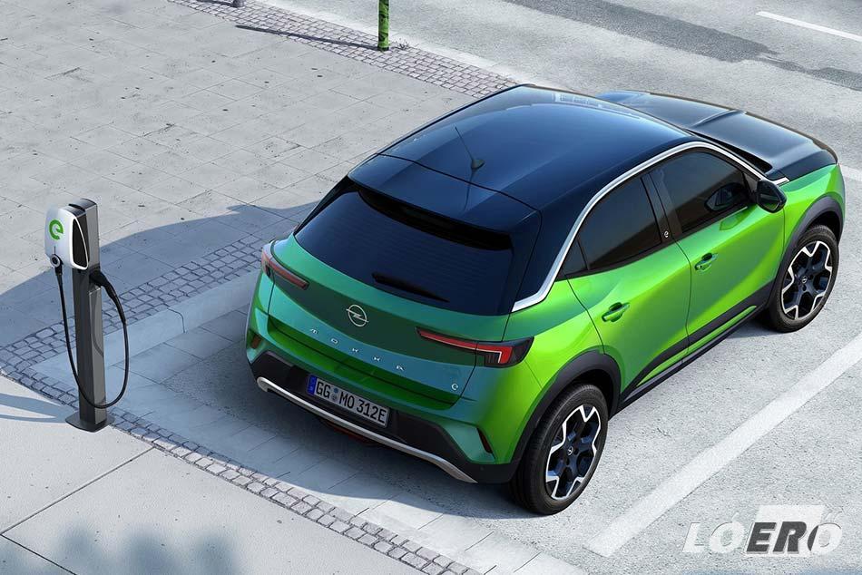 A 2021-es Opel Mokka elektromos kiadása már 324 kilométert ígér számunkra egy töltéssel.