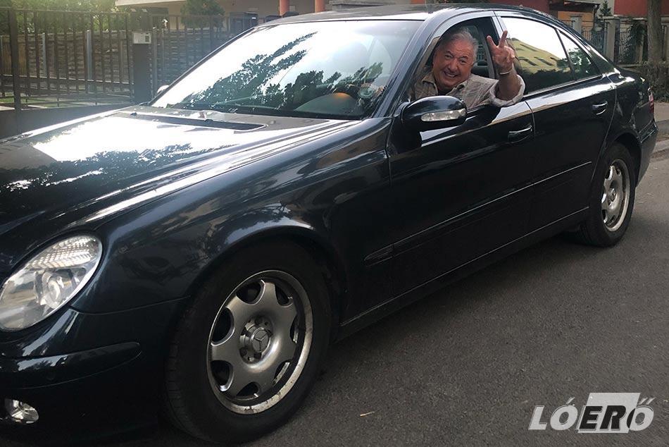 Bardóczi Gyula: Mercedes párti vagyok