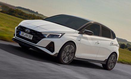 Idén itt a Hyundai i20 N változata