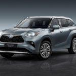 Micsoda méretek! – Európában a Toyota Highlander hybrid