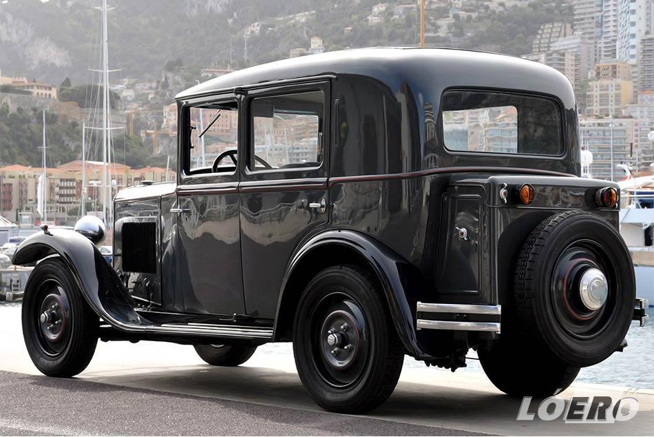 A hagyományteremtő Peugeot 201