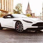 Aston Martin szalon nyílt Budapesten