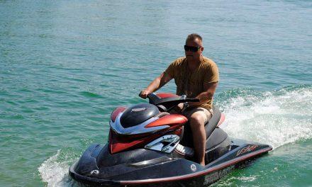 Gerencsér Csaba – Jet-ski világbajnok, aki odafigyel a vidrákra is