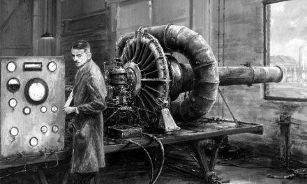 Szakdolgozatból sugárhajtásmű – Frank Whittle, a mérnök