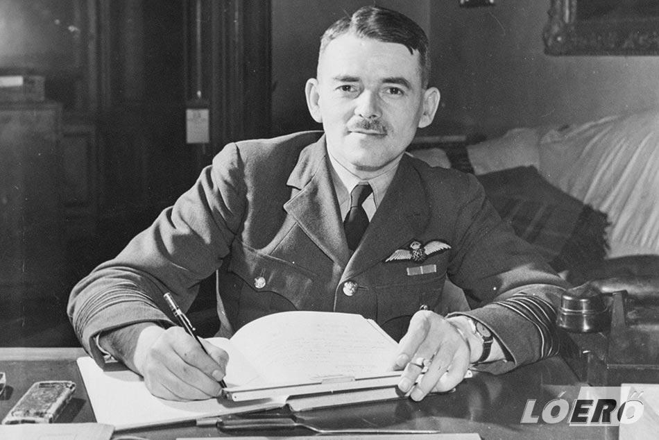 Frank Whittle (1907-1996) a sugárhajtásmű feltalálója